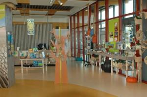 Visitors center Helderse Vallei