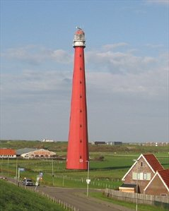"Lighthouse ""de Lange Jaap"""