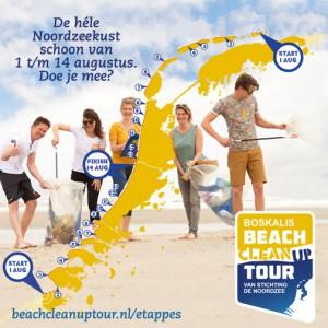Boskalis Beach Cleunup Tour